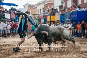 Los de Moreno Silva en la plaza, y II.