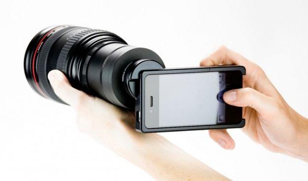 La franja que separa la calidad de una réflex de la de un teléfono es cada vez más pequeña