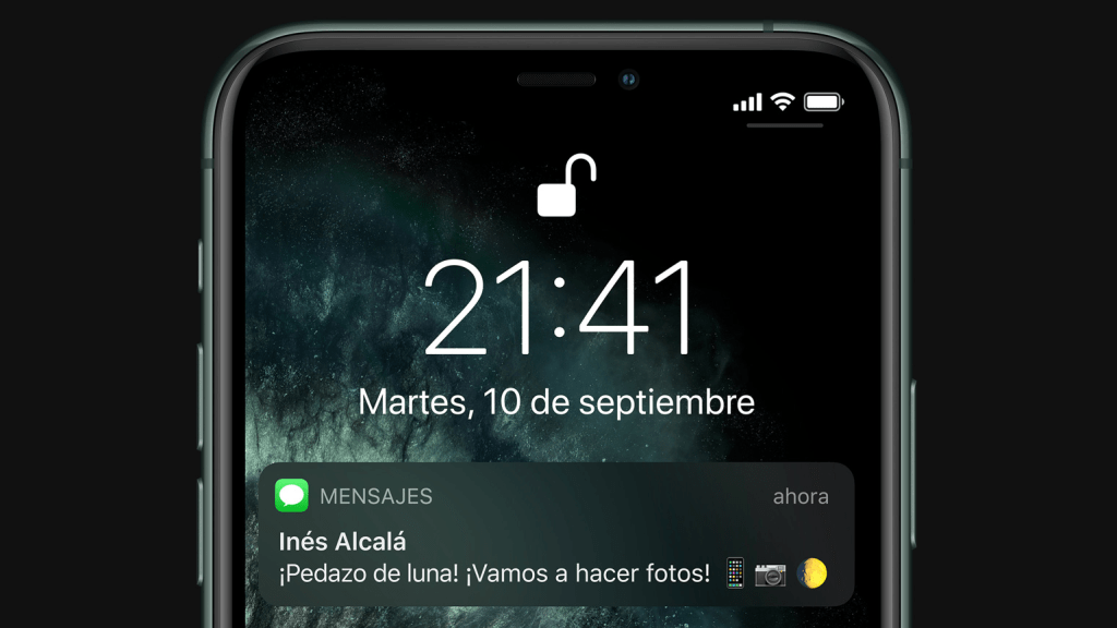 Wallpapers iPhone 11 Pro a la máxima resolución