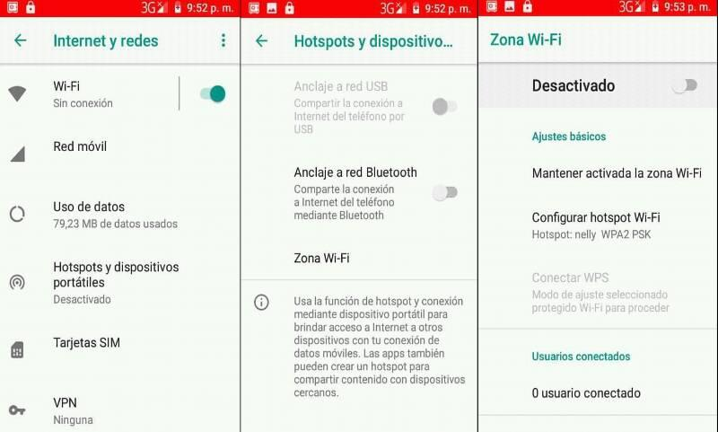 convertir android en router