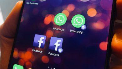 dos cuentas Whatsapp