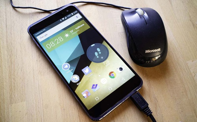Controlar móvil con Android
