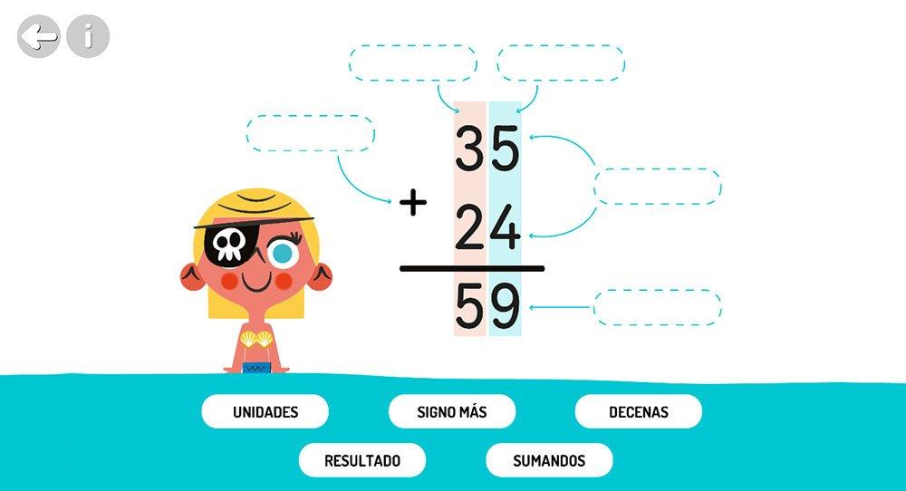 apps para enseñar a los niños