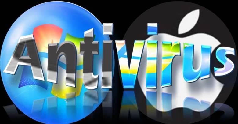 antivirus para Windows y Mac