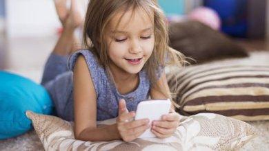 Configurar móvil para niños