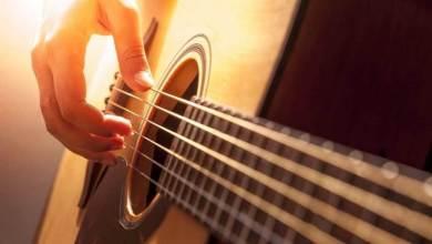 afinar guitarra