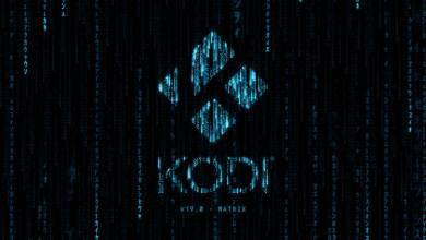 Kodi 19.0 Matrix