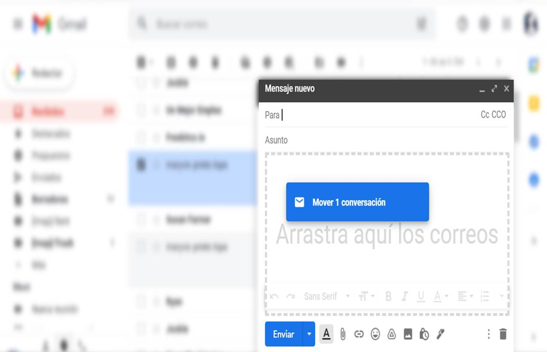 Gmail truco