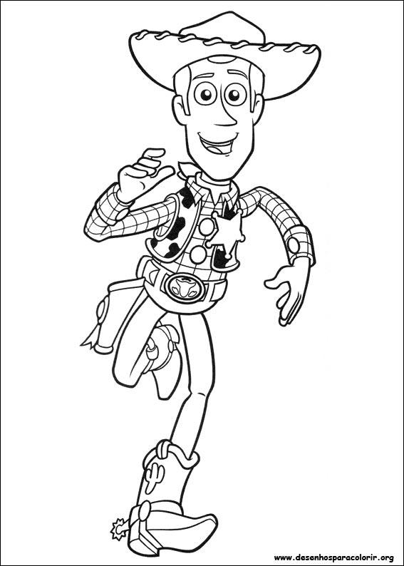 89kb, dibujo para colorear woody de toy story picture with tags: Toy Story 3: Coletânea para Colorir! – Desenhos para Colorir