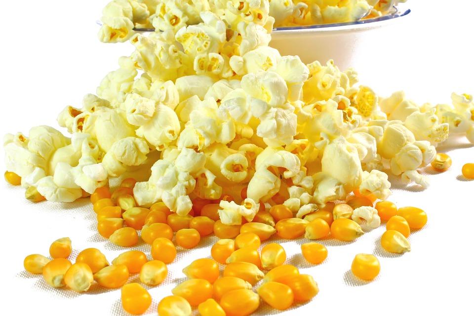 Pipocas de milho contêm mais antioxidantes e polifenóis que as frutas