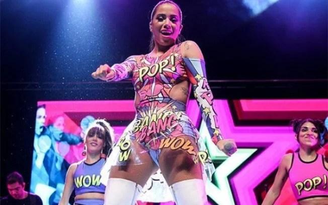 Anitta faz mais uma edição do Show das Poderosinhas em São Paulo