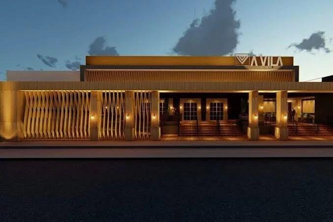 'A Vila Bar' inaugura ao som de sertanejo e samba