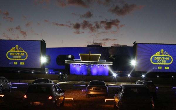 Jazz e cinema nacional são os destaques desta semana no Drive in CCBB