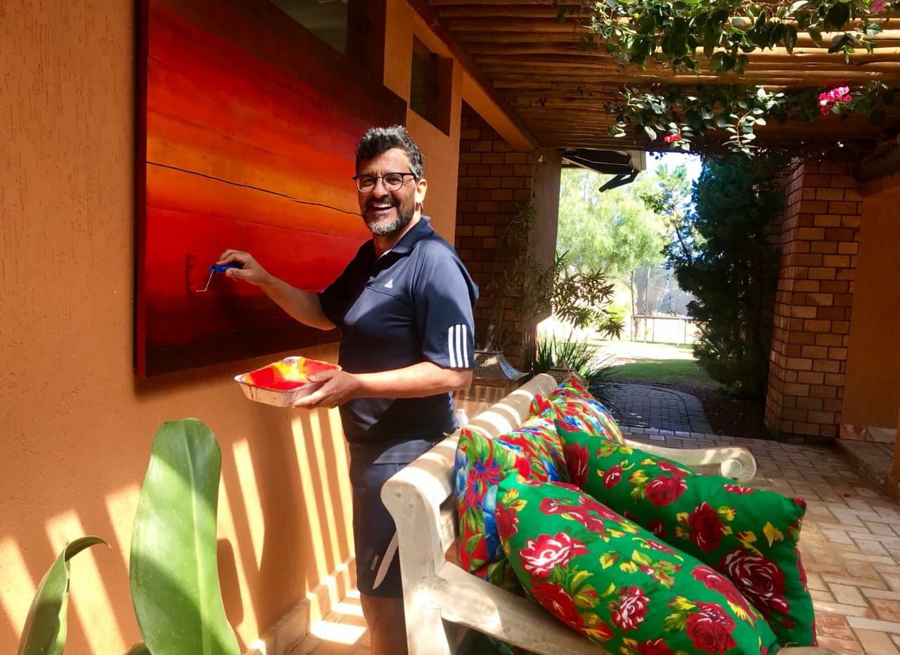 Na Venda recebe exposição de Paulo Araújo