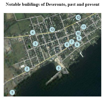 Deseronto buildings