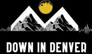 Down in Denver logo