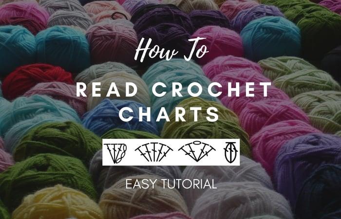 how to read bead crochet charts