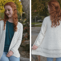 Angelica Cardigan—Free Crochet Pattern