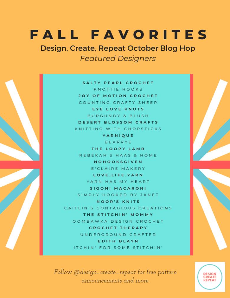 Fall Favorites Blog Hop