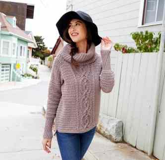 Essential Winter Crochet Patterns: 15+Crochet Sweater Patterns