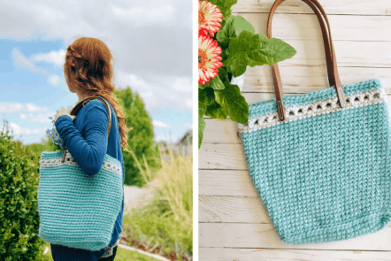 Cielo Bag - Free Crochet Bag Pattern