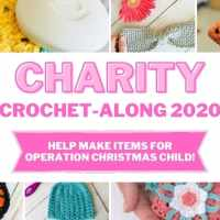 Crochet for Charity in 2020: Make Items for Operation Christmas Child!