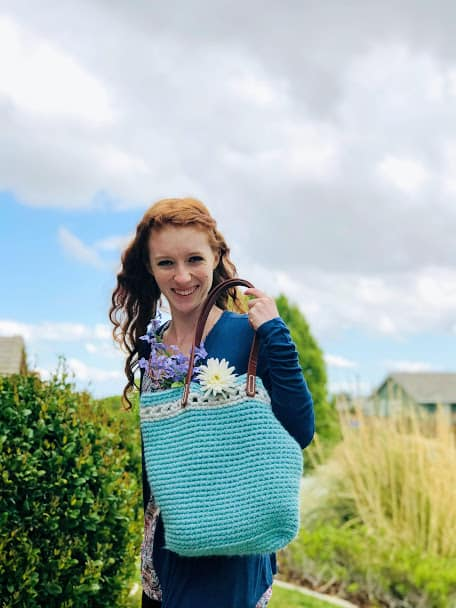 Cielo Bag: Easy and Free Crochet Bag Pattern
