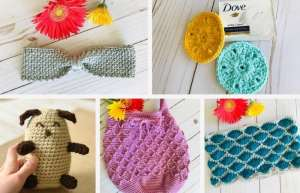 Crochet for Girls - 7 Free Crochet Patterns You Need to Make