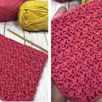 How to Crochet the Suzette Stitch—Free Pattern with Video Tutorial