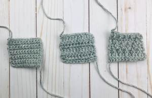 is the alpine stitch a yarn eater?