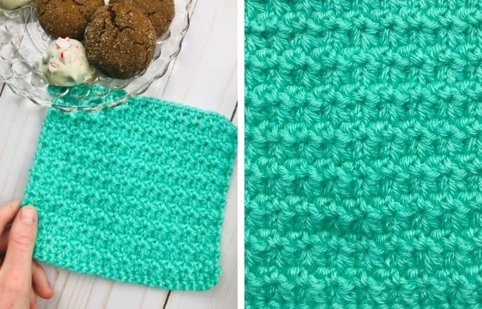 How to Crochet the Trinity Stitch - Free Pattern