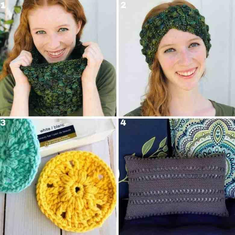puff stitch patterns