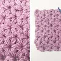 Jasmine Stitch Crochet Tutorial (all my best tips to get it RIGHT!)