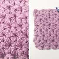 Jasmine Stitch Crochet Tutorial (all my best tips to get it RIGHT!)