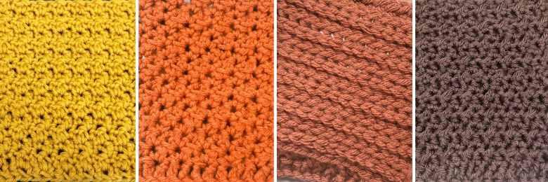 more closed crochet stitches