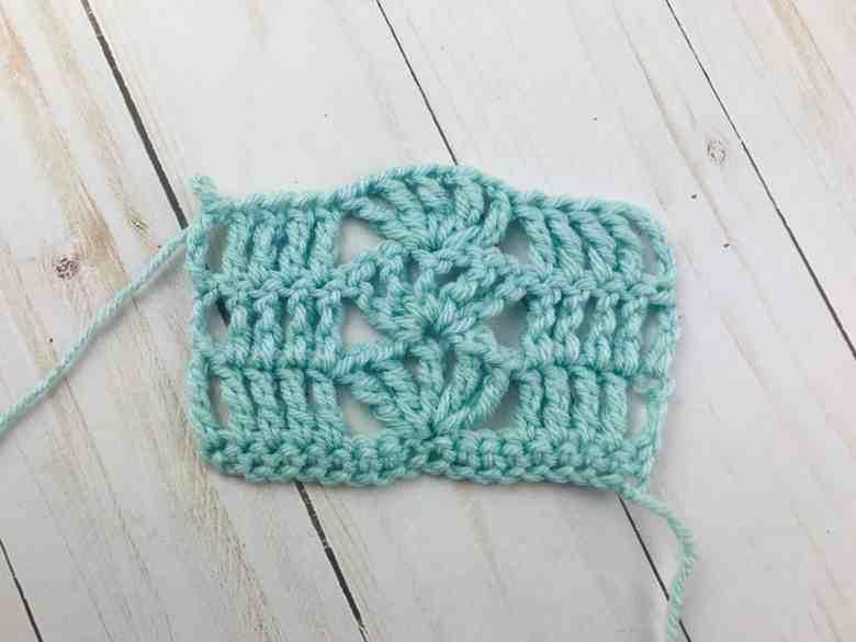 Mug Rug Crochet Tutorial