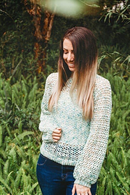 Trendy Crochet Top Pattern