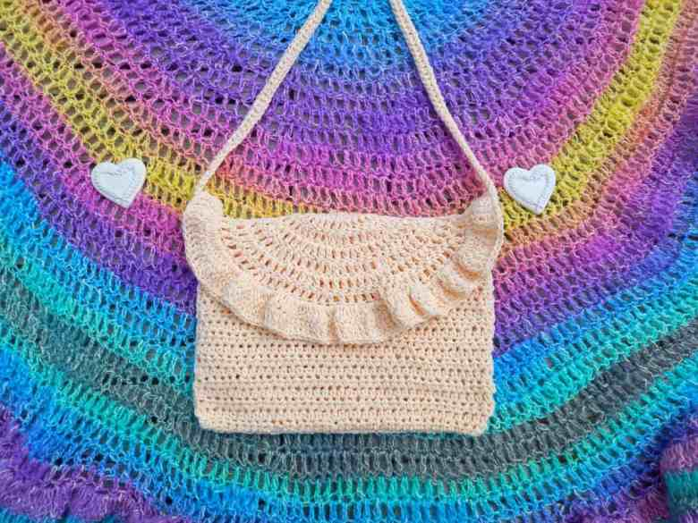 Tessa Boho Crochet Bag Pattern