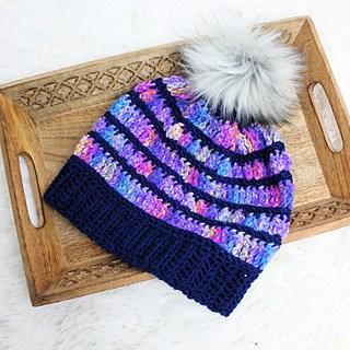 I Love this Yarn Beanie Crochet Pattern