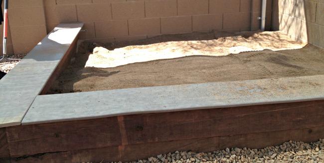 DIY Sandbox 3