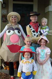 Toy Story Family