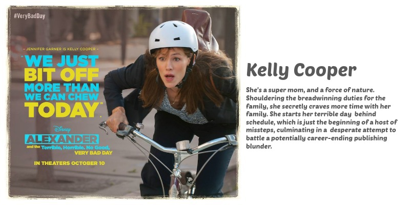 Kelly Cooper Character