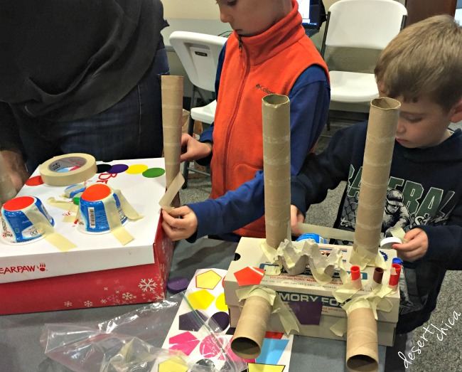 Explore STEM this summer by building