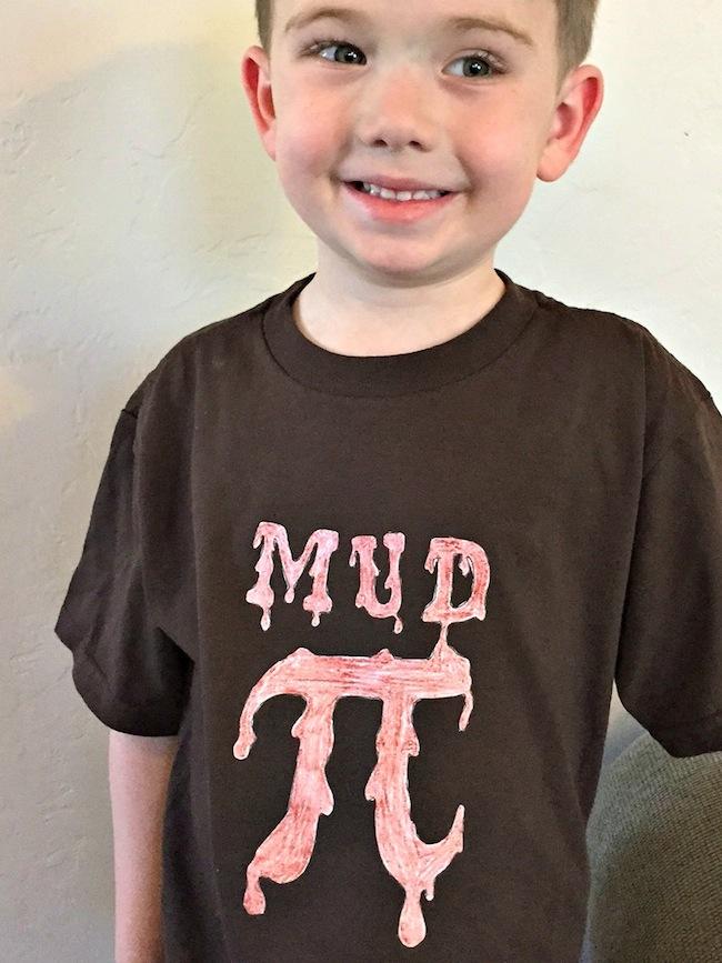 Mud Pi Shirt