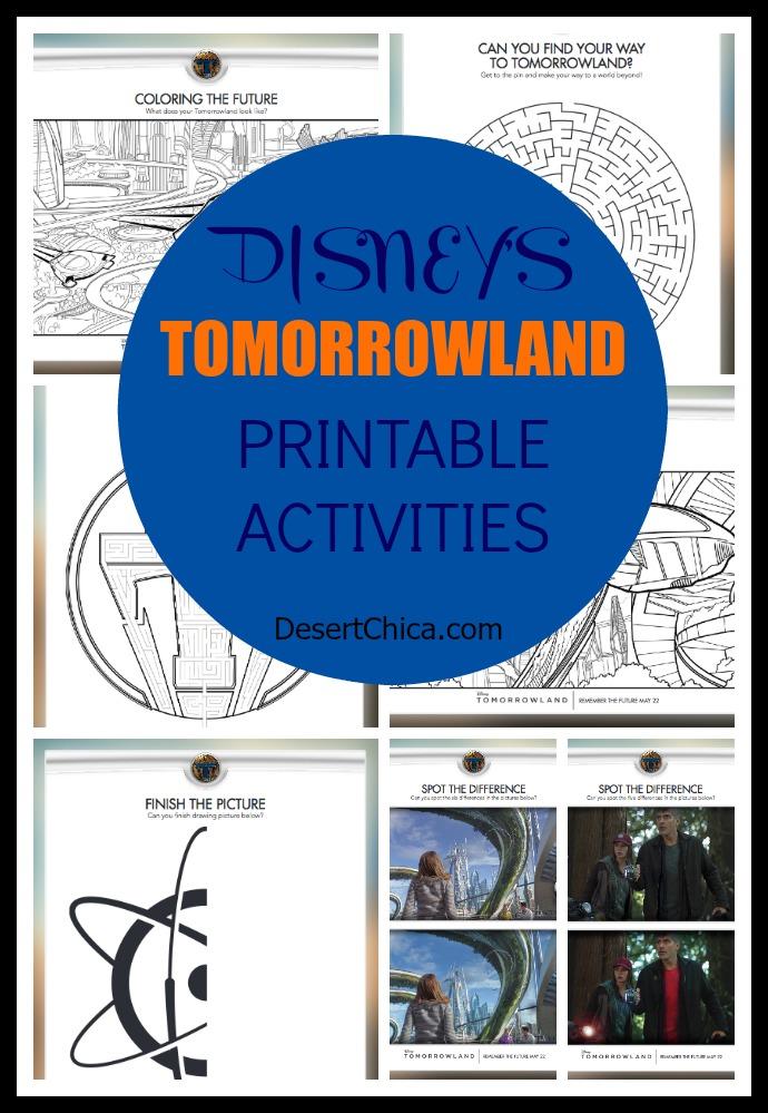 Tomorrowland Activities