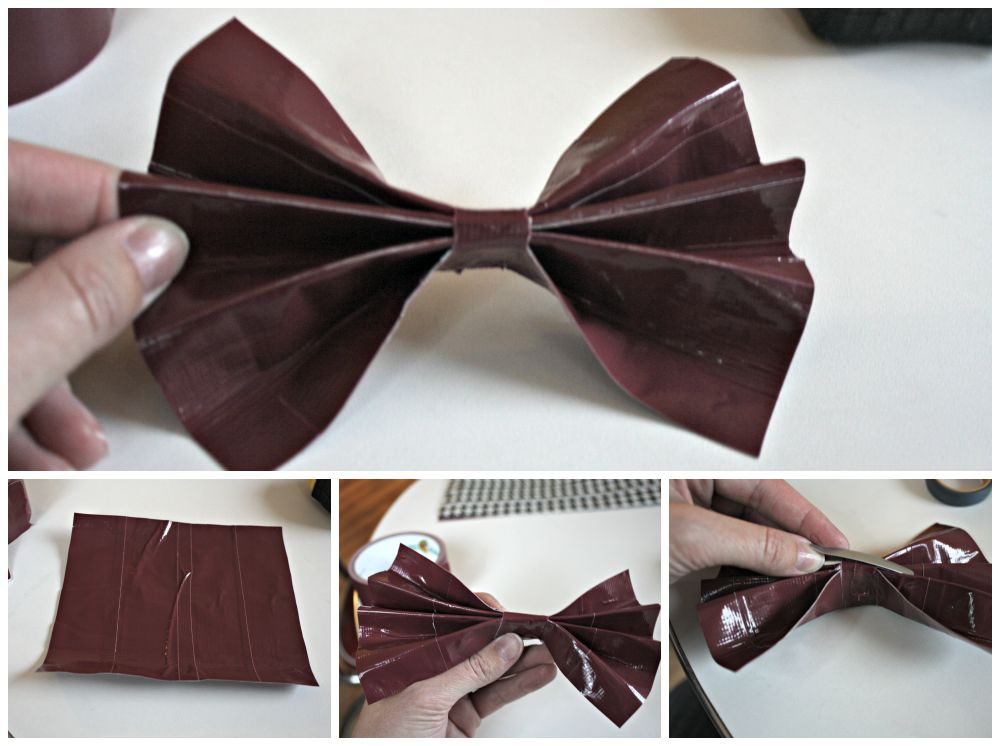 Fear from Inside Out Costume Bow Tie