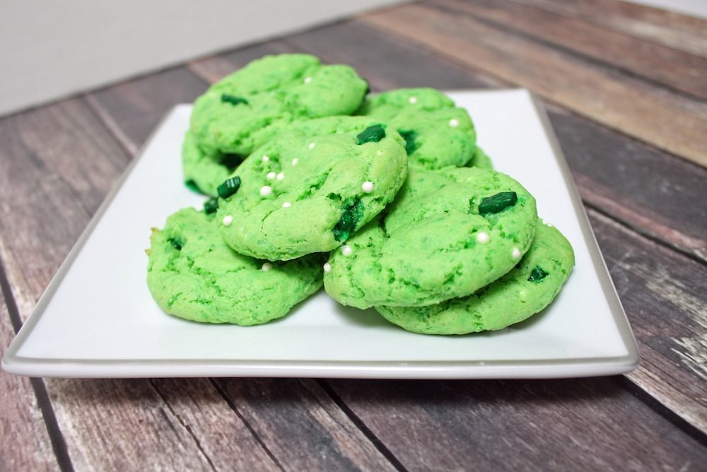 Easy St. Patrick's Day Cookies Recipe