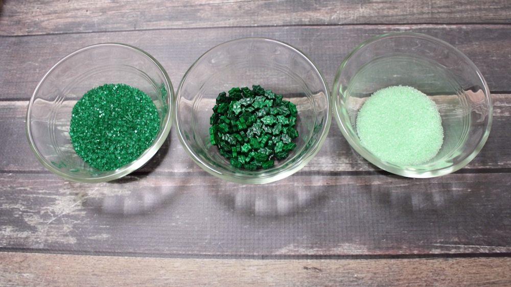 Green Sprinkles for St. Patrick's Day
