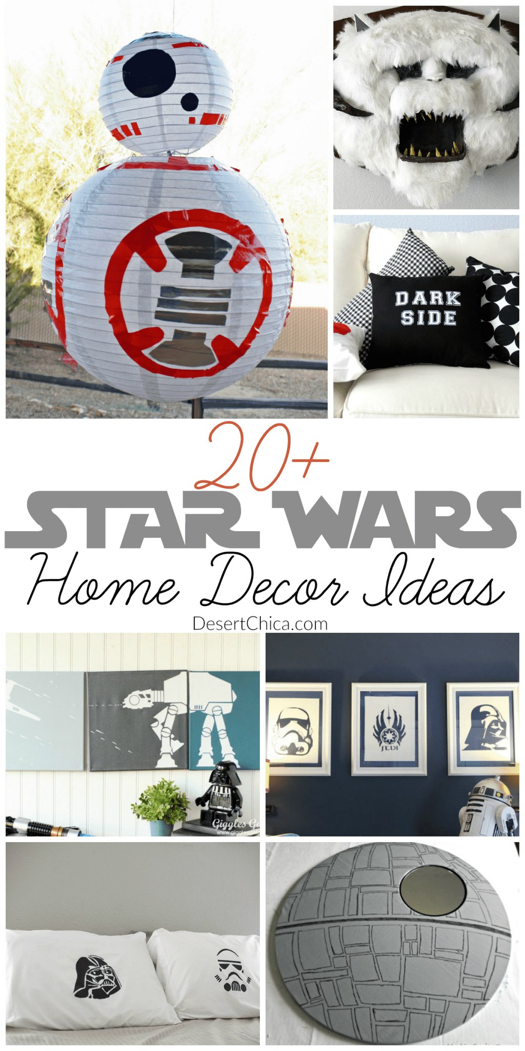 20  Star Wars Home Decor Ideas   Desert Chica 20  Star Wars Home Decor Ideas