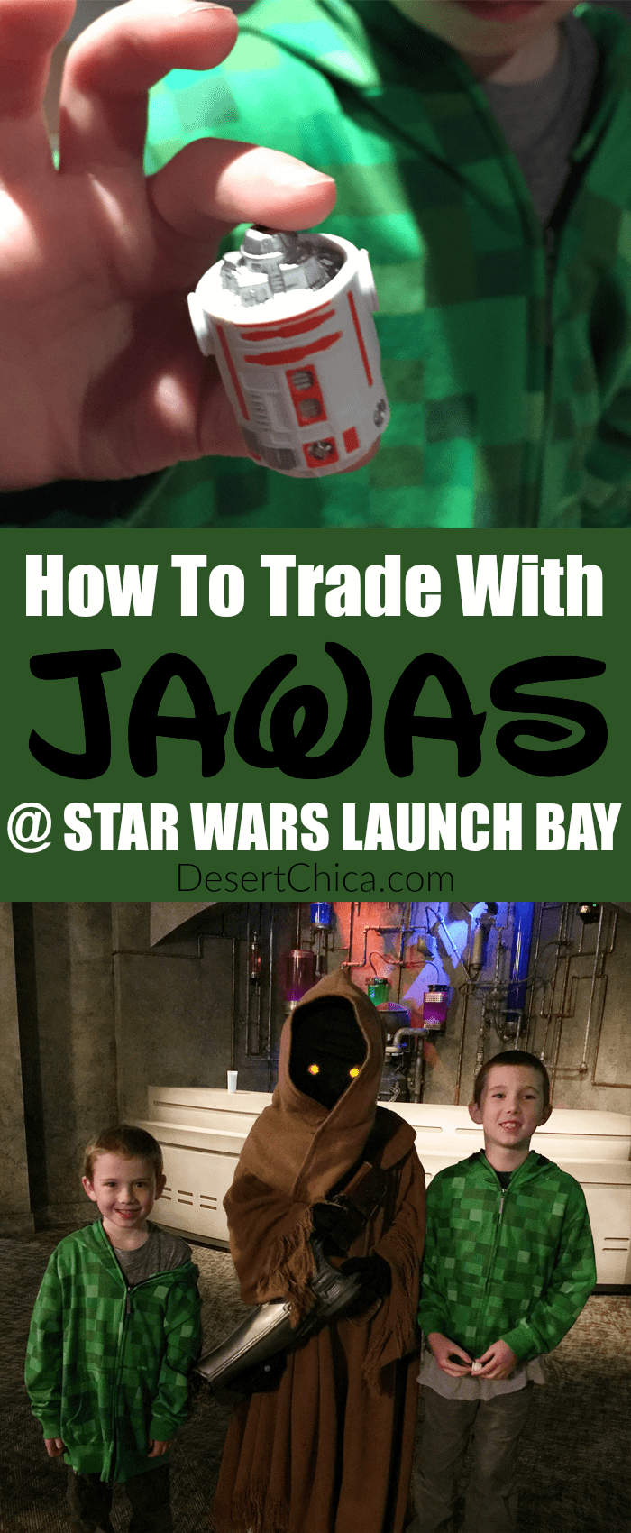 How to Trade with Jaws at Star Wars launch bay